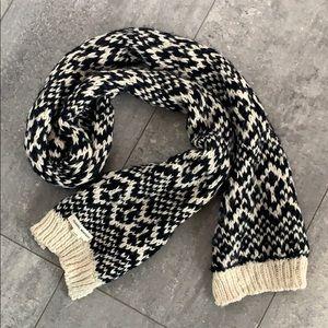 ISABEL MARANT H&M long scarf